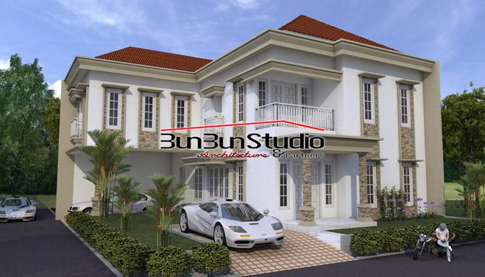 Jasa Desain Rumah Dukuh Zamrud