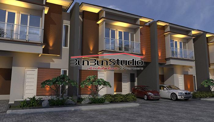 Jasa Arsitek Rumah Pondok Timur