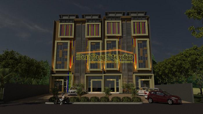 Jasa Arsitek Rumah Padurenan Bekasi