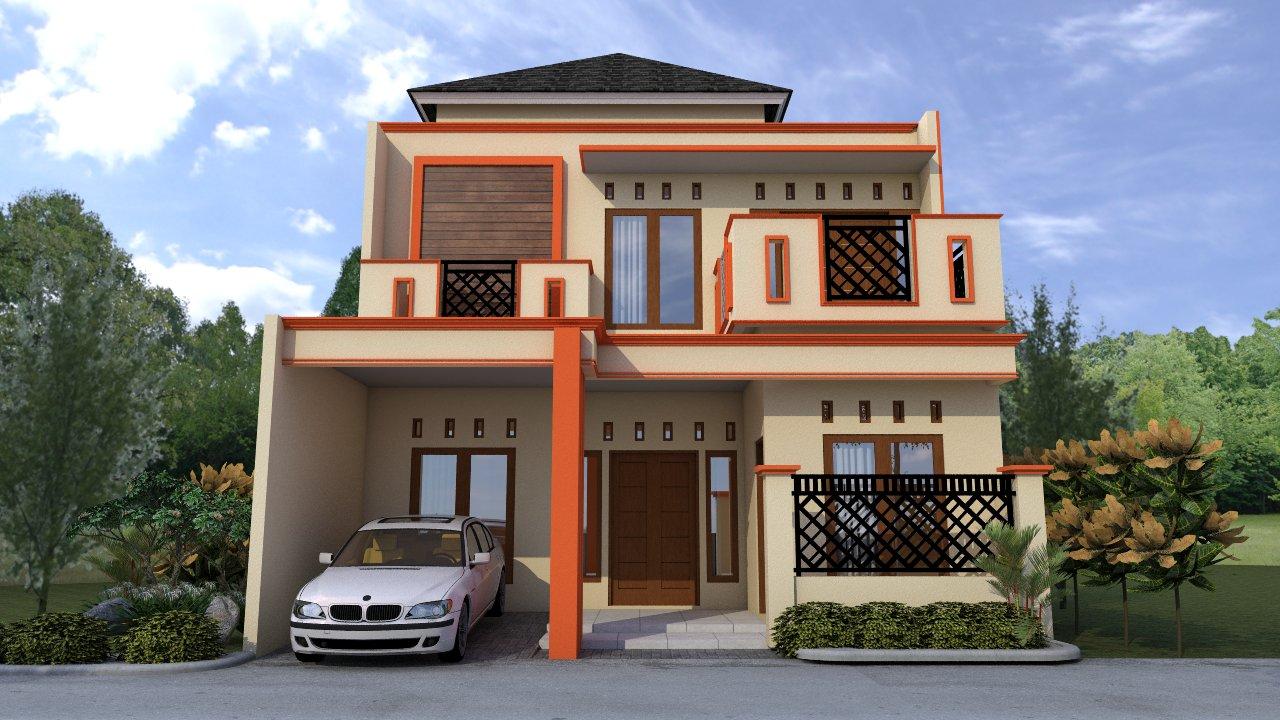 Jasa Arsitek Rumah Vida Bekasi